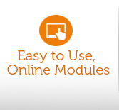 Easy To Use Online Modules