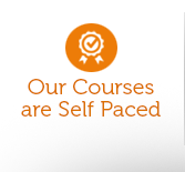 Our Courses Are Self-Paced