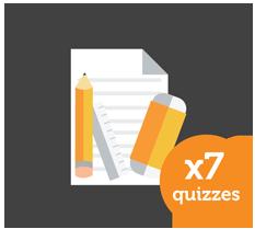 7 Quizzes